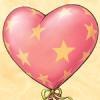 Надувное сердце