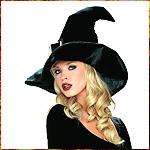 Ведьма блондинка