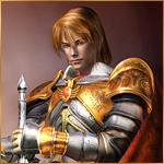Паладин с мечом