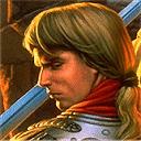Юный рыцарь с мечом