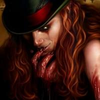 Вампирша в цилиндре
