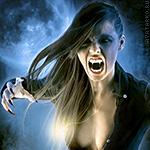 Вампирша в ярости