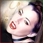 Прелестная вампирша