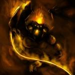 Огненный бич Барлога