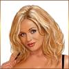 Улыбка блондинки