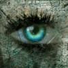 Ретро картинка глаза