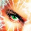 Зеленый глаз лучистый