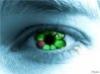 Зеленая картинка