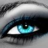 Ааватарки глаза девушки