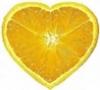 Лимонное сердце