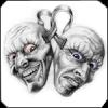 Татуировка маски