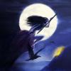 Ночной полет ведьмы