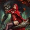 Оборотень и Красная Шапочка