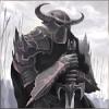 Темный рыцарь с огромным мечом
