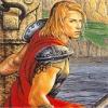 Рыцарь на реке