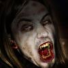 Голодный вампир в городе
