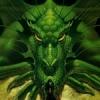 Дракон зеленый коварный