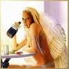 Ангел блондинка