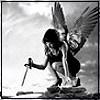 Ангел с кинжалом